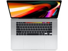 "Apple MacBook Pro 16"" Touch Bar/6-core i7 2.6GHz/16GB/512GB SSD/Radeon Pro 5300M w 4GB Silver HR tipkovnica mvvl2cr/a - AKCIJA"