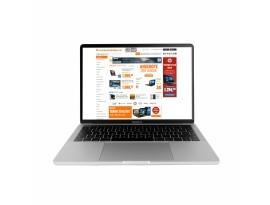 """Apple MacBook Pro 13"""" - Silver 2019 CZ0WS-00200 i5 2,4GHz, 8GB RAM, 1000GB SSD, macOS - Touch Bar - AKCIJA"""