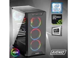 Stolno računalo Avenio ProGamer Intel Core i5 9600KF 3.70GHz 16GB 1TB NVMe SSD FreeDOS nVidia GeForce GTX 1660 SUPER 6GB GDDR6