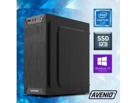 Stolno računalo Avenio ProOffice Intel Pentium G6400 4.00GHz 8GB 256GB NVMe SSD DVDRW W10P Intel UHD Graphics 610