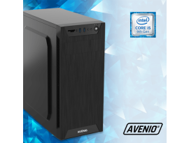 Stolno računalo Avenio TopOffice Intel Core i5 9400 2.90GHz 8GB 1TB DVDRW FreeDOS Intel UHD Graphics 630