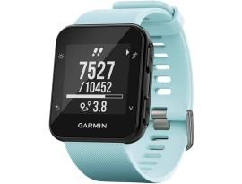 Pametni sportski GPS sat Garmin Forerunner 30 WHRM ledeno plavi
