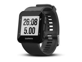 Pametni sportski GPS sat Garmin Forerunner 30 WHRM sivi