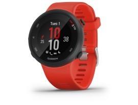 Pametni sportski GPS sat Garmin Forerunner 45 Lava red crveni