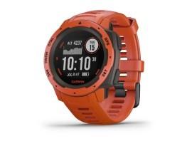 Pametni sportski GPS sat Garmin Instinct Flame Red