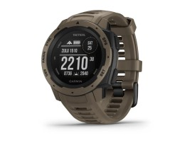 Pametni sportski GPS sat Garmin Instinct Tactical Coyote Tan