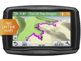 "Cestovna moto navigacija Garmin zūmo 595 LM Europe, Bluetooth, 5,0"""