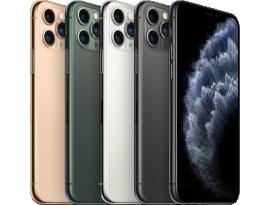 Mobitel Apple iPhone 11 Pro 64GB Silver izložbeni kompl. oprema jamstvo 12 mj.