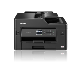 Brother MFC-J5330DW 4-in-1 Multifunktionsgerät mit automatischem DIN A4 Duplexdruck, INKJET, ADF, FB, WLAN, NW