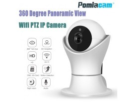 Panoramska baby kamera P2P PTZ EC39-U15 1080P Full HD IP Dome