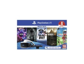 PlayStation VR Mega Pack 2 VCH + VR Worlds VCH Mk4