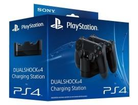 PS4 Dualshock Cont. stanica za punjenje