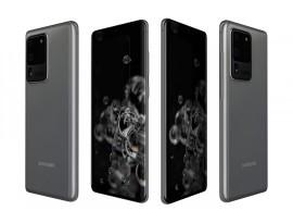 Mobitel Samsung Galaxy S20 Ultra 128GB Cosmic Grey - OUTLET AKCIJA