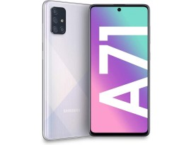 Mobitel Samsung Galaxy A71 128GB Prism Crush Silver - OUTLET AKCIJA
