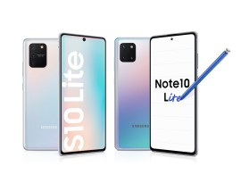 "Samsung Galaxy Note 10 Lite 128GB 6.7"" 36MP Aura Glow"