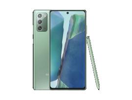 Samsung Galaxy Note 20 5G Dual SIM 256GB Mystic Green