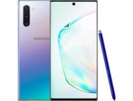 Samsung N970 Galaxy Note 10 4G 256GB Dual-SIM aura glow / argent  EU