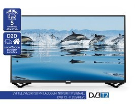 "Orion TV T40D/PIF/DLED 40"" (102cm)"