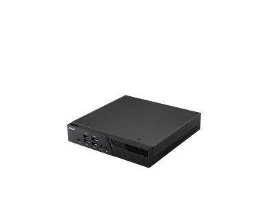 ASUS VivoMini PB40-BC009MD INTEL Celeron N4000 2x 1,10 GHz, 4GB RAM, 128GB eMMC, 2x SO-DIMM, Intel UHD Grafik, 1x M.2, oOS 107590