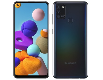 Mobitel Samsung Galaxy A21s 32GB Black - BLACK FRIDAY AKCIJA 113712