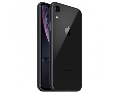 Mobitel iPhone XR 64GB Black izložbeni A klasa, dostava i jamstvo 12 mj. (bez orig. pakiranja) 123230