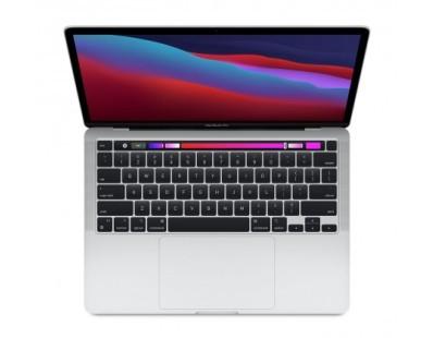 "Apple MacBook Pro 13.3"" Silver M1 8C CPU/8C GPU/8GB/256GB HR tipkovnica myda2cr/a - AKCIJA 122486"