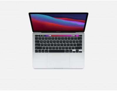 "Apple MacBook Pro 13.3"" Silver M1 8C CPU/8C GPU/8GB/256GB HR tipkovnica myda2cr/a - AKCIJA 122484"