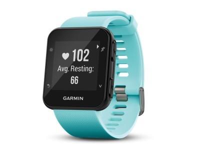 Pametni sportski GPS sat Garmin Forerunner 35 WHRM ledeno plavi 121824