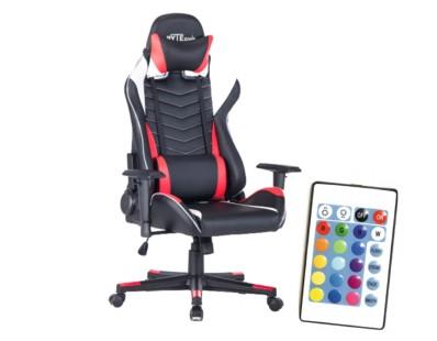 Gaming stolica BYTEZONE Winner LED Crvena 110842