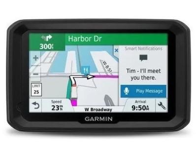 "Profesionalna navigacija Garmin dēzl 580 LMT-D Europe, Life time update, Bluetooth, 5"" kamionski mod 112834"