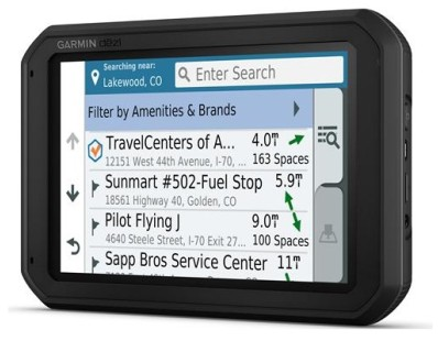 "Profesionalna navigacija Garmin dēzl 780 LMT-D Europe, Life time update, Bluetooth, 7"" kamionski mod 112854"