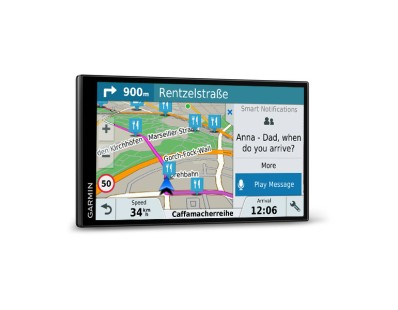 "Cestovna navigacija Garmin DriveSmart 55MT-S Europe, Life time update, 5,5"" 112900"
