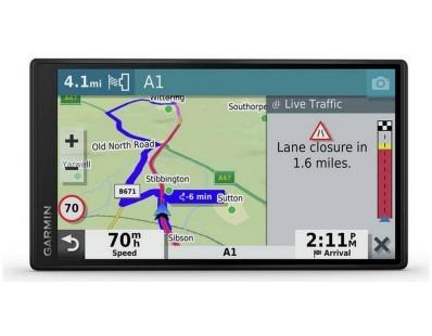"Cestovna navigacija Garmin DriveSmart 55MT-S Europe, Life time update, 5,5"" 112898"