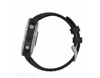 Pametni multisport GPS sat Garmin Fenix 6 PRO Black (crni remen) 112367