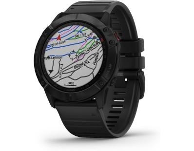 Pametni multisport GPS sat Garmin Fenix 6X PRO Black (crni remen) 112376