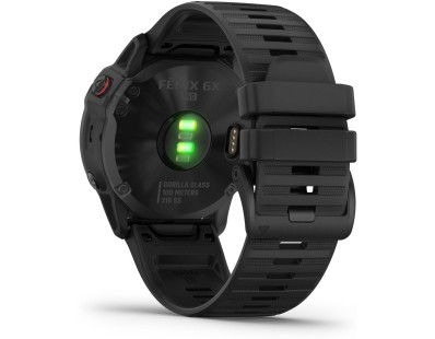 Pametni multisport GPS sat Garmin Fenix 6X PRO Black (crni remen) 112375
