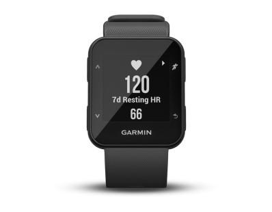 Pametni sportski GPS sat Garmin Forerunner 35 WHRM crni 112529