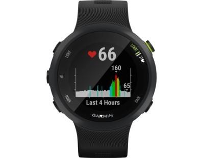 Pametni sportski GPS sat Garmin Forerunner 45 Black crni 112564