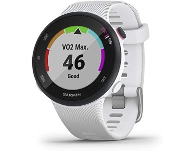 Pametni sportski GPS sat Garmin Forerunner 45S White bijeli 112551
