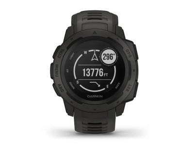 Pametni sportski GPS sat Garmin Instinct Graphite 112195