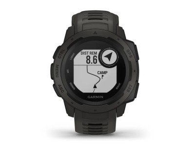 Pametni sportski GPS sat Garmin Instinct Graphite 112199