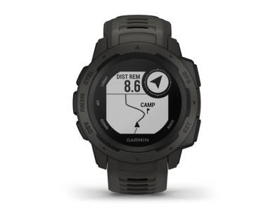 Pametni sportski GPS sat Garmin Instinct Graphite 112206