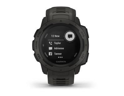 Pametni sportski GPS sat Garmin Instinct Graphite 112198