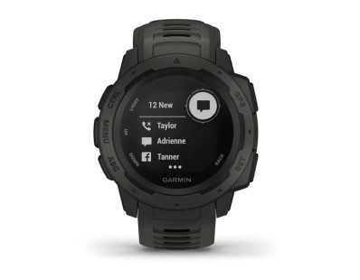 Pametni sportski GPS sat Garmin Instinct Graphite 112205