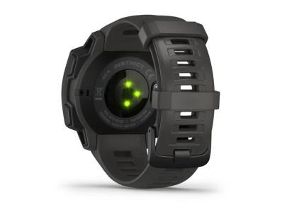 Pametni sportski GPS sat Garmin Instinct Graphite 112204