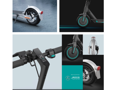 Električni romobil Mi Electric Scooter Pro 2 Mercedes-AMG Petronas F1 Team Edition 123056