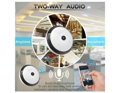Nadzorna panoramska kamera 360 Wi-Fi VR-302-200W icsee 112173