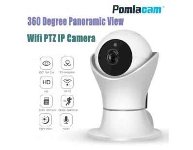 Panoramska baby kamera P2P PTZ EC39-U15 1080P Full HD IP Dome 112171