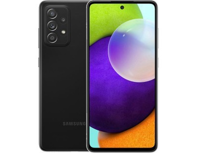 Samsung Galaxy A52 6GB 128GB Dual Sim Awesome Black - AKCIJA 123788