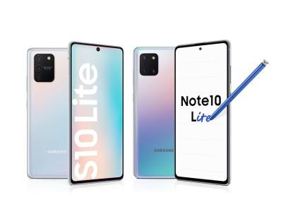 "Samsung Galaxy Note 10 Lite 128GB 6.7"" 36MP Aura Glow 108564"